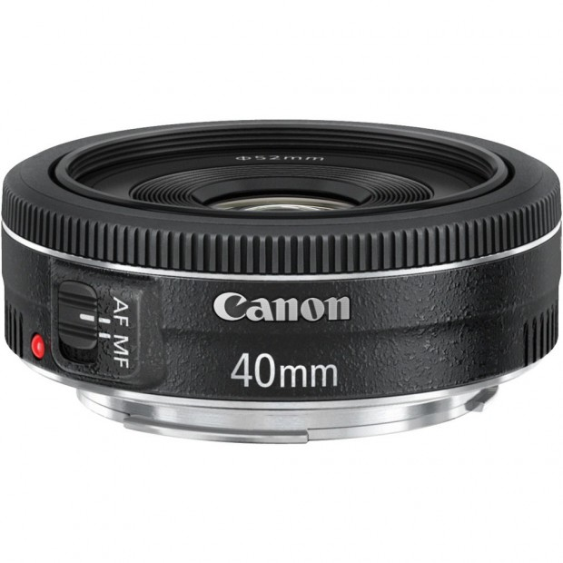 <span style='color:#dd3333;'>Hot Deal &#8211; Refurbished EF 40mm f/2.8 STM for $111 !</span>