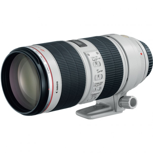 Canon EF 70-200mm f 2.8L IS II USM Lens