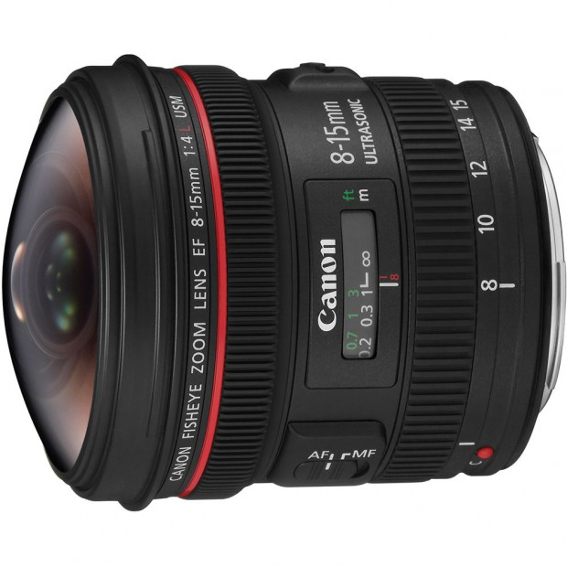 <del>Hot Deal: EF 8-15mm f/4L Fisheye for $1,219 !</del>