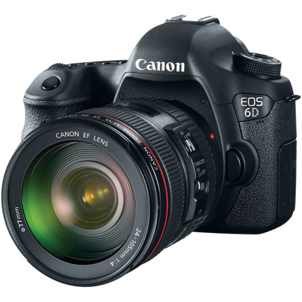 <del>Hot Deal – Canon 6D w/ 24-105mm Lens for $1,949 !</del>