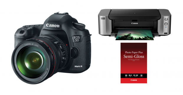 <del>Hot Deal: 5D Mark III + 24-105mm + PIXMA-PRO 100 for $3,215 !</del>