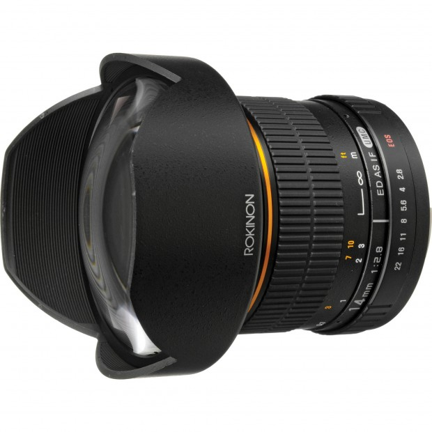<del>Hot Deal – Rokinon 14mm F2.8 Ultra Wide Lens for $275 (R.$399)</del>