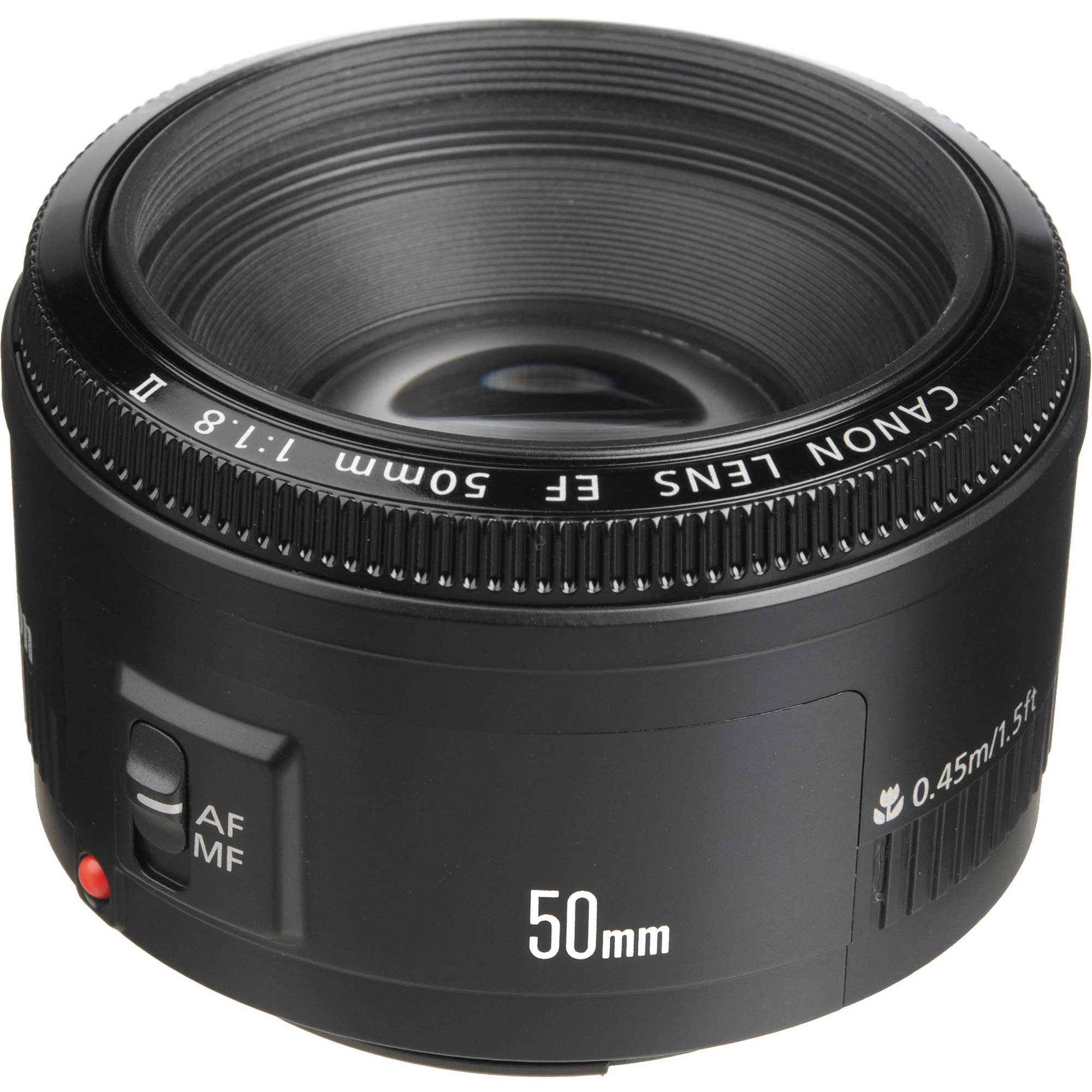 Canon EF 50mm f//1.8 STM Lens review - YouTube
