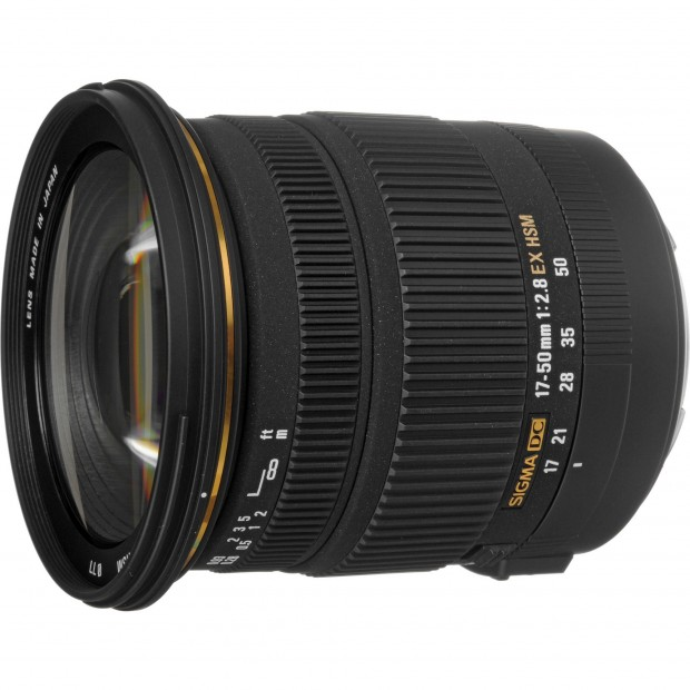 <del>Hot Deal – Sigma 17-50mm f/2.8 EX DC OS HSM for $429 !</del>