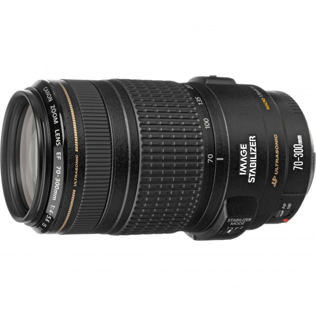 Hot Deal – EF 70-300mm f/4-5.6 IS USM for $301 (R.$649)