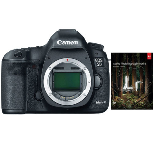 <del>Lowest Price: 5D Mark III for $2,675 at Focus Camera via eBay (Authorized Dealer) !</del>
