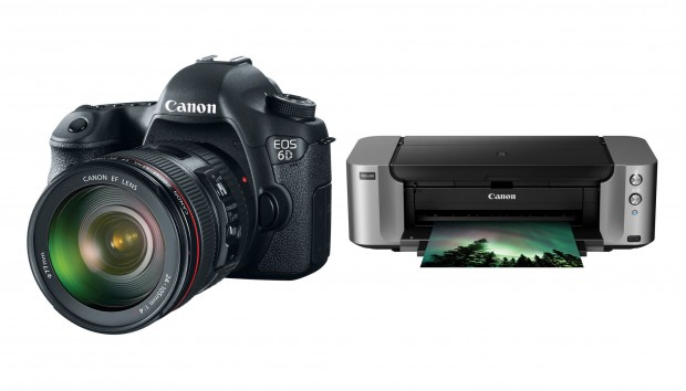 <del>Hot Deal – Canon 6D w/ 24-105mm + Pixma Pro-100 Printer for $1,939 !</del>