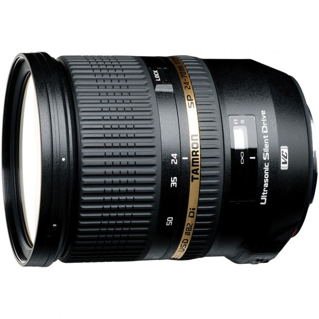 <del>Tamron SP 24-70mm f/2.8 DI VC USD Lens for Canon for $868 !</del>