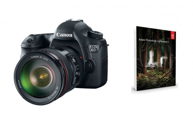 <del>Hot Deal – Refurbished Canon 6D w/ 24-105mm & LR5 for $1,899 !</del>
