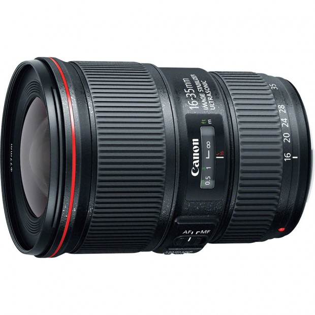 New Canon Lenses: EF 16-35mm f/4L IS & EF-S 10-18mm f/4.5-5.6 IS STM