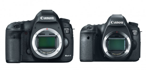 Super Hot Deals – 5D Mark III for $1,999, 6D for $1,149 !