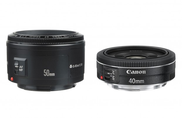 <del>Hot Deal &#8211; Refurbished EF 50mm f/1.8 II for $70, 40mm Pancake for $111</del>