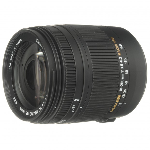 <del>Hot Deal – Sigma 18-250mm f/3.5-6.3 DC Macro OS HSM for $249 !<del>