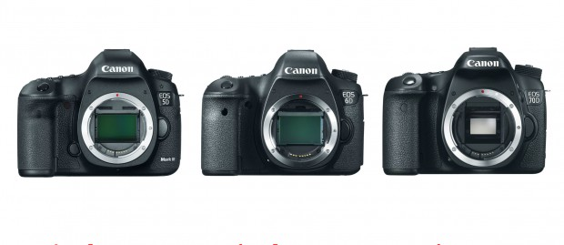 Canon Refurbished Sales: 5D3 – $2,199, 6D – $1,299, 50mm f/1.8 II – $79, SL1 – $299, 70D w/ 18-55 – $799, And More