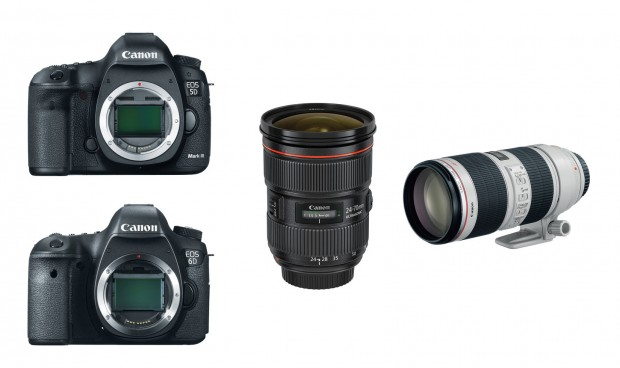 Price Drop: 5D Mark III – $2,799, 6D – $1,499, EF 70-200mm f/2.8L – $2,049, EF 24-70mm f/2.8L – $1,849 !