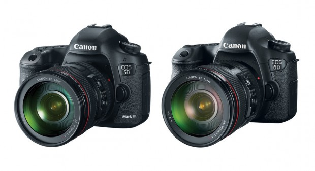 5D Mark III w/ 24-105 for $2,699, 6D w/ 24-105 for $1,749 !