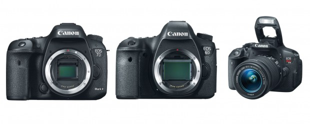 eBay Hot Deals: 7D Mark II for $1,482, 6D for $1,149,  T5i w/ 18-55 for $499 !