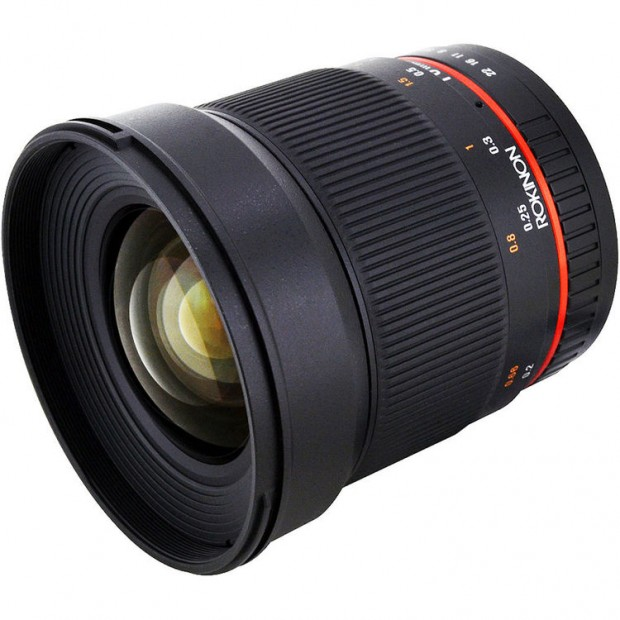 Rokinon 16mm f 2.0 ED AS UMC CS Lens