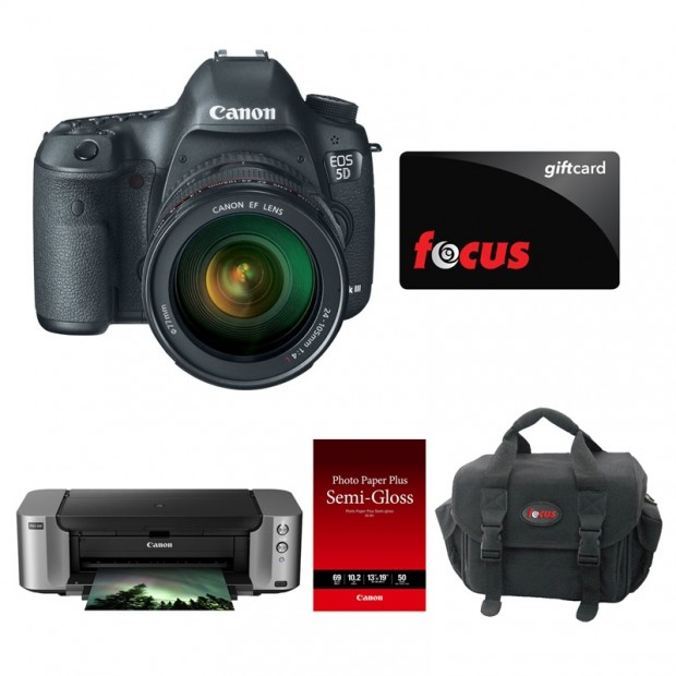 canon 5d mark iii focus