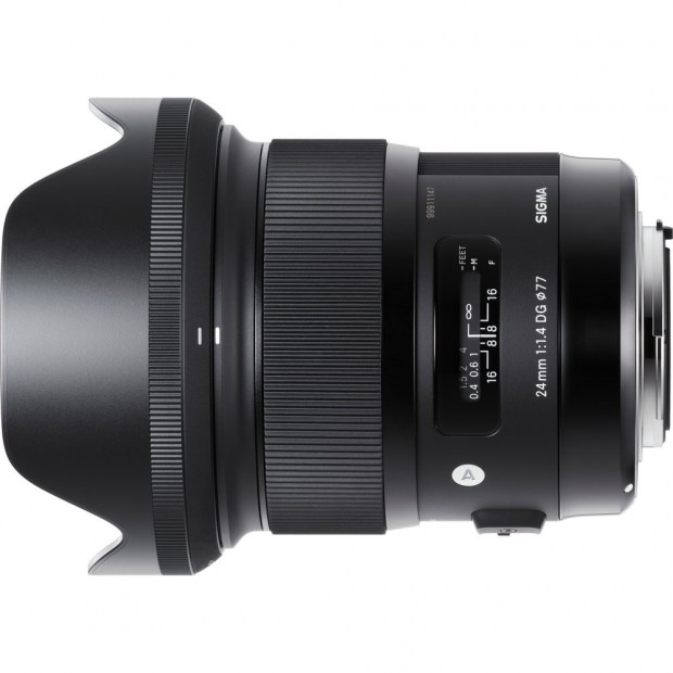 Sigma 24mm f/1.4 DG HSM Art Lens now In Stock by Authorized Dealer