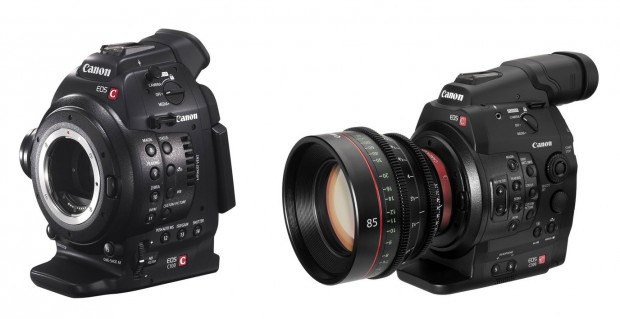 Big Price Drop – Canon EOS C100 for $2,999, C300 for $6,499 !