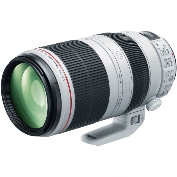 EF 100-400mm f/4.5-5.6L IS II USM Back In Stock at Amazon, eBay Authorized Dealers