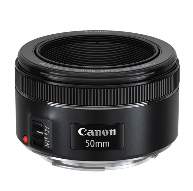 EF 50mm f/1.8 STM Lens now In Stock !