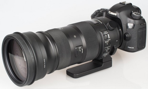 Sigma 150-600mm f/5-6.3 DG OS HSM Sports Lens now In Stock !