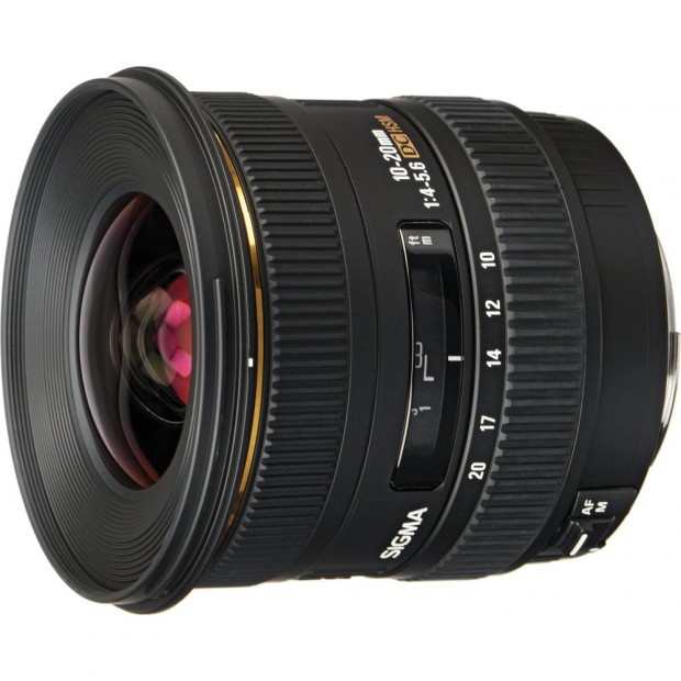 Today Only – Sigma 10-20mm f/4-5.6 EX DC HSM for $269 at B&H !