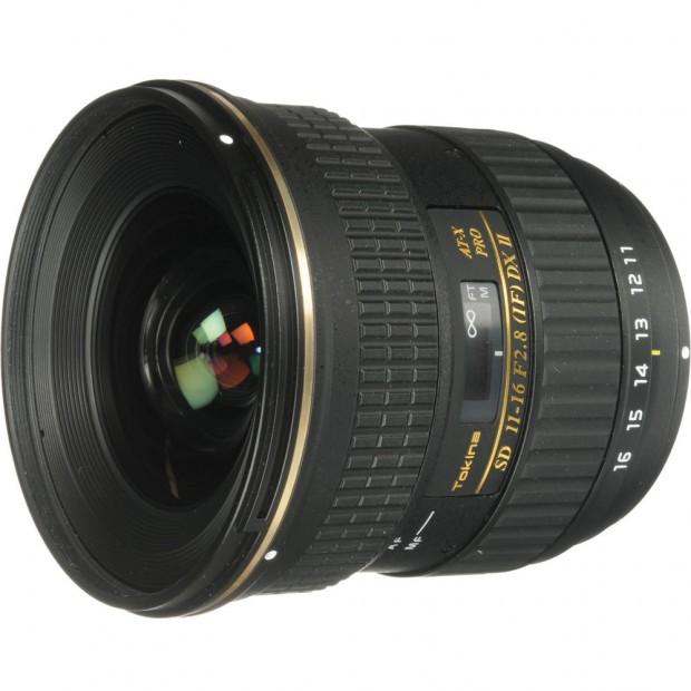 tokina 11-16mm f 2.8 dx ii lens